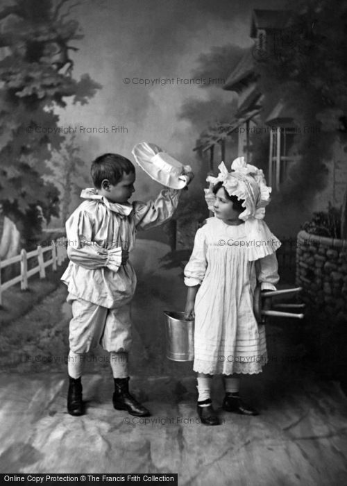 Photo of Where Are You Going, My Pretty Maid? 1894
