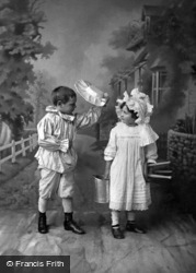 Where Are You Going, My Pretty Maid? 1894, Generic