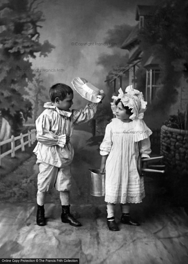 Special Subjects, Where are you going, my pretty maid? 1894