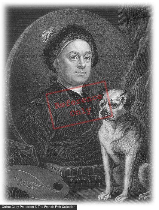 Photo of William Hogarth