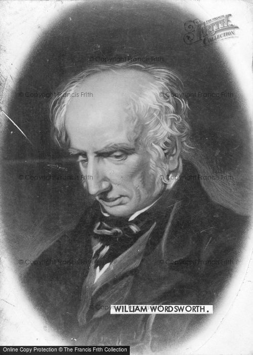 Photo of William Wordsworth 1770 1850