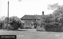 Speen, Post Office c.1960