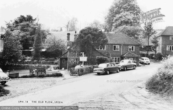 Speen, the Old Plow c1960