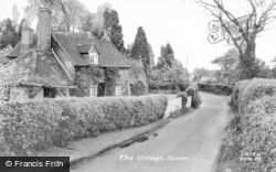 Speen, The Village c.1960