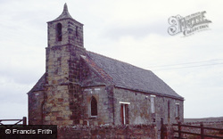 Speeton, St Leonard's Church 1989