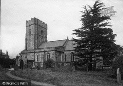 St Michael's Church 1893, Spennithorne