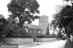 St Michael's Church 1914, Spennithorne