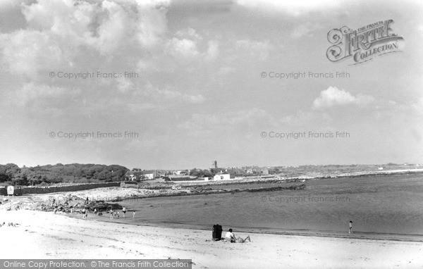 Photo of Spiddal, The Beach c.1965