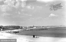 Spiddal, The Beach c.1965