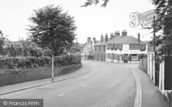 Boston Road c.1955, Spilsby