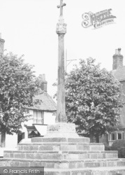 Butter Cross c.1955, Spilsby