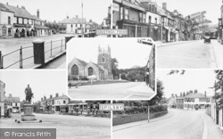 Spilsby, Composite c.1955