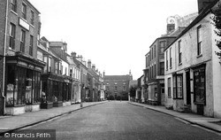 High Street c.1955, Spilsby