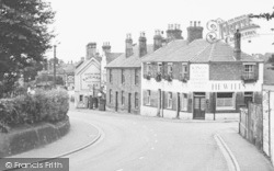 Kings Head Inn, Boston Road c.1955, Spilsby