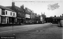 Spilsby, Market Place c.1955
