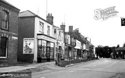 The Terrace c.1955, Spilsby