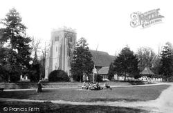 All Saints Church 1892, Springfield