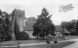 All Saints' Church 1906, Springfield