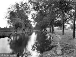 Baddow Meads 1919, Springfield