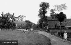 Houses By The Green c.1960, Springfield