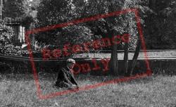 Sitting On The Grass Near The Church 1906, Springfield