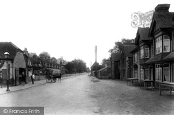 Village And The Plough 1906, Springfield