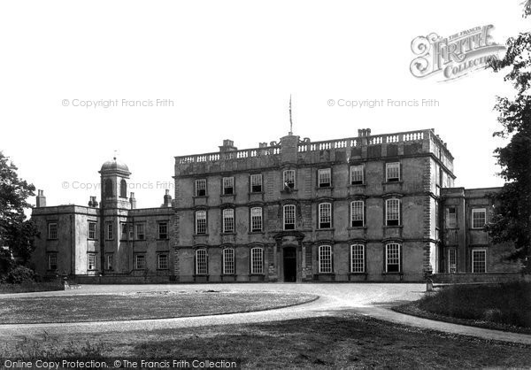 Sprotborough Hall 1900, Doncaster photo