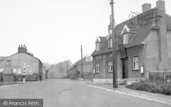 Sproughton, High Street c.1955