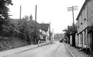 Sproughton, Lower Street c1955