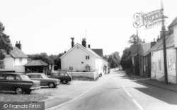 Sproughton, Lower Street c.1965