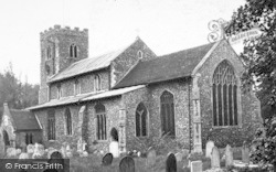 Sproughton, The Church c.1955