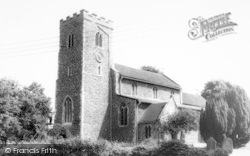 Sproughton, The Church c.1965