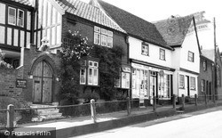 Sproughton, The Stores c.1965