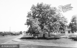 Sproughton, The Village Green c.1965