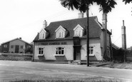 Sproughton, the Wild Man Inn c1965
