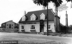 Sproughton, The Wild Man Inn c.1965