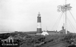 Spurn Head, Lighthouse 1899