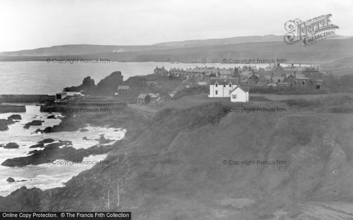 Photo of St Abbs, From The North c.1935