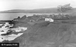 St Abbs, From The North c.1935