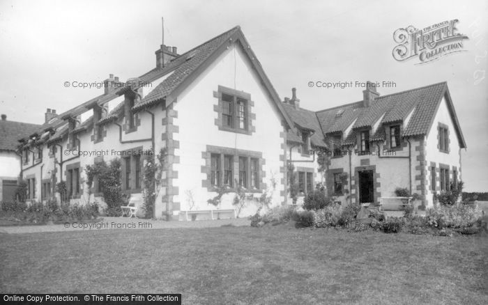 Photo of St Abbs, Haven Hotel And Rock Garden c.1935