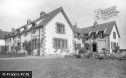 St Abbs, Haven Hotel And Rock Garden c.1935