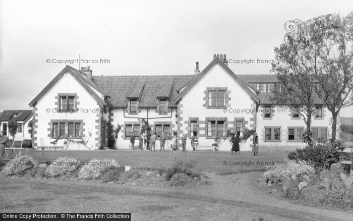 Photo of St Abbs, Haven Hotel c.1935