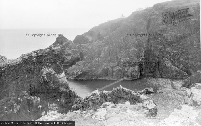 Photo of St Abbs, Head c.1935