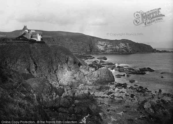 Photo of St Abbs, Northfield House c1935, ref. s416006