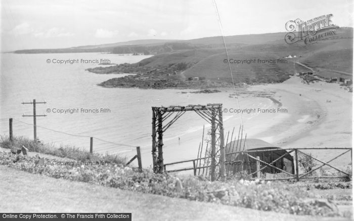 Photo of St Abbs, Sands Bay c.1935