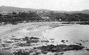 St Abbs, Sands Bay From South c.1935