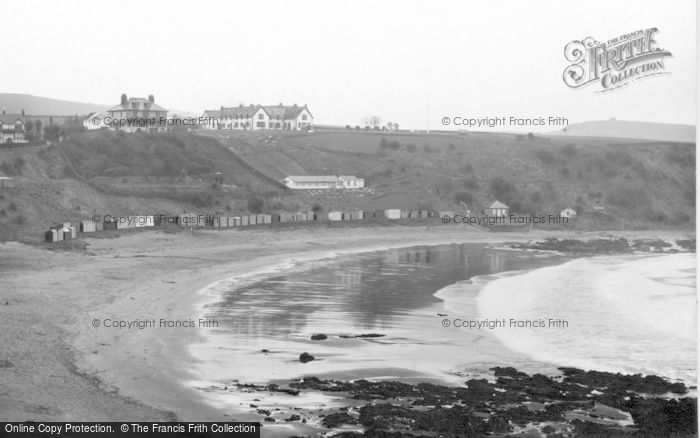Photo of St Abbs, The Sands c.1935
