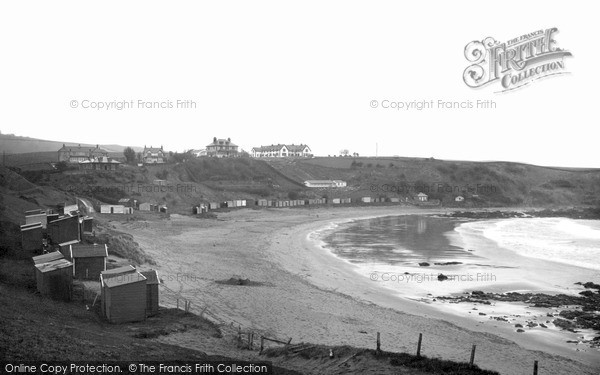 Photo of St Abbs, the Sands c1935, ref. s416005