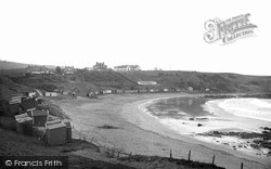 St Abbs, The Sands c.1935