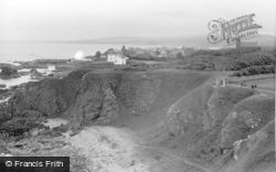 St Abbs, The Village c.1935